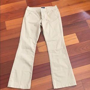 Comfy khaki beige pants